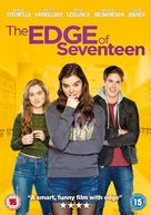 The Edge of Seventeen - British Movie Cover (xs thumbnail)