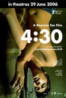 4:30 - Singaporean Movie Poster (xs thumbnail)
