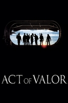 Act of Valor - DVD cover (xs thumbnail)
