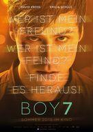 Boy7 - German Movie Poster (xs thumbnail)