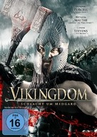 Vikingdom - German DVD cover (xs thumbnail)