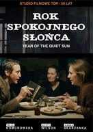 Rok spokojnego slonca - Polish Movie Cover (xs thumbnail)