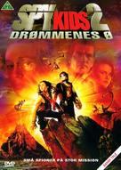 Spy Kids 2 - Danish DVD movie cover (xs thumbnail)