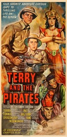 Terry and the Pirates - Movie Poster (xs thumbnail)