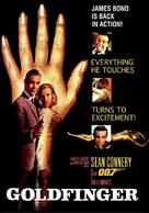 Goldfinger - DVD movie cover (xs thumbnail)