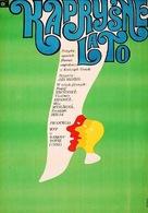 Rozmarné léto - Polish Movie Poster (xs thumbnail)