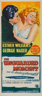 The Unguarded Moment - Australian Movie Poster (xs thumbnail)