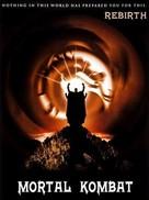 Mortal Kombat: Rebirth - DVD cover (xs thumbnail)