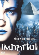 Immortel (ad vitam) - Czech DVD cover (xs thumbnail)