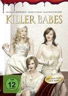 Moordwijven - German DVD cover (xs thumbnail)