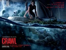 Crawl - British Movie Poster (xs thumbnail)