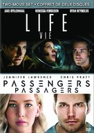 Passengers - Canadian DVD movie cover (xs thumbnail)