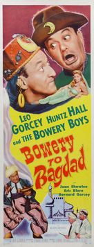 Bowery to Bagdad - Movie Poster (xs thumbnail)