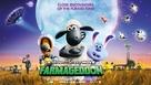 A Shaun the Sheep Movie: Farmageddon - Australian Movie Poster (xs thumbnail)