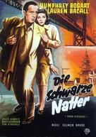 Dark Passage - German Movie Poster (xs thumbnail)