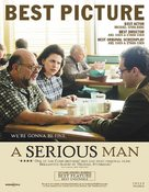 A Serious Man - For your consideration poster (xs thumbnail)