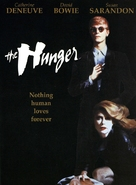 The Hunger - Movie Cover (xs thumbnail)