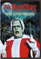 The Munsters' Scary Little Christmas - DVD cover (xs thumbnail)
