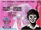 Giulietta degli spiriti - British Movie Poster (xs thumbnail)