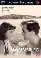 Sommarlek - Danish DVD cover (xs thumbnail)