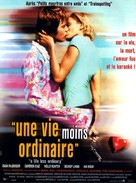A Life Less Ordinary - French Movie Poster (xs thumbnail)