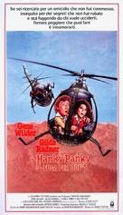 Hanky Panky - Italian Movie Poster (xs thumbnail)
