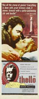 The Tragedy of Othello: The Moor of Venice - Movie Poster (xs thumbnail)