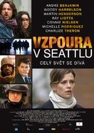 Battle in Seattle - Czech Movie Poster (xs thumbnail)