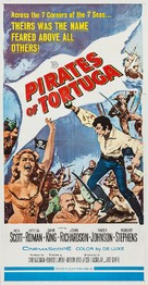 Pirates of Tortuga - Movie Poster (xs thumbnail)