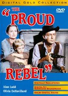 The Proud Rebel - DVD cover (xs thumbnail)