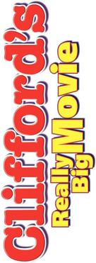 Clifford's Really Big Movie - Logo (xs thumbnail)