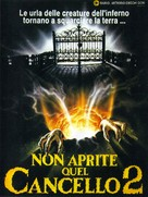 The Gate II: Trespassers - Italian Movie Poster (xs thumbnail)