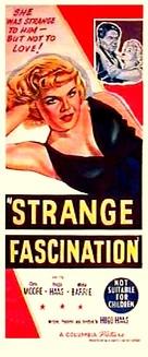 Strange Fascination - Australian Movie Poster (xs thumbnail)