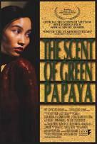 Mùi du du xhan - L'odeur de la papaye verte - Movie Poster (xs thumbnail)