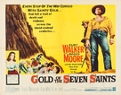 Gold of the Seven Saints - Movie Poster (xs thumbnail)