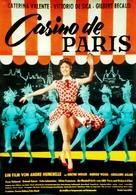 Casino de Paris - German Movie Poster (xs thumbnail)
