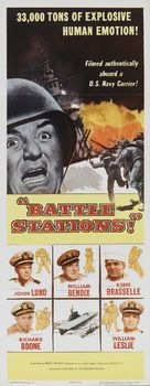 Battle Stations - Movie Poster (xs thumbnail)