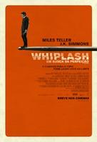 Whiplash - Brazilian Movie Poster (xs thumbnail)