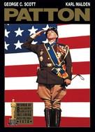 Patton - DVD movie cover (xs thumbnail)