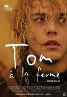 Tom à la ferme - Italian Movie Poster (xs thumbnail)