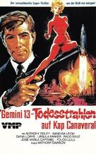 Operazione Goldman - German VHS movie cover (xs thumbnail)