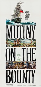 Mutiny on the Bounty - Movie Poster (xs thumbnail)