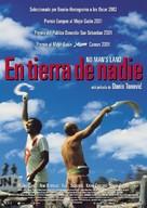 No Man's Land - Spanish Movie Poster (xs thumbnail)