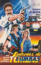 Ladrones de tumbas - Mexican Movie Cover (xs thumbnail)