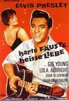 Kid Galahad - German Movie Poster (xs thumbnail)