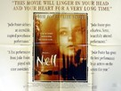 Nell - British Movie Poster (xs thumbnail)