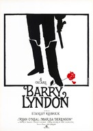 Barry Lyndon - Dutch Movie Poster (xs thumbnail)