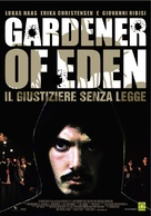 Gardener of Eden - Italian Movie Poster (xs thumbnail)