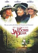 Widows' Peak - German Movie Poster (xs thumbnail)