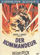 Twelve O'Clock High - German VHS cover (xs thumbnail)